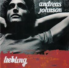 ANDREAS JOHNSON : LIEBLING / CD - NEU