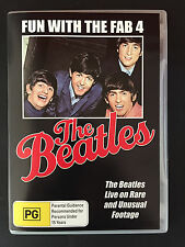 THE BEATLES Fun With The Fab 4 DVD. Brand New & Sealed