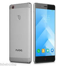 """64GB 5.5"""" Frameless Nubia Z11 Android 6.0 4G Snapdragon 820 Quad Core Smartphone"""