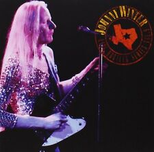 Johnny Winter - Live Bootleg Series Vol. 9, Limited Ed. CD New