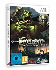 Enclave Shadows of Twighlight Nintendo Wii Brand New