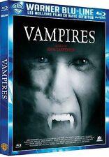VAMPIRES (John Carpenter) -  Blu Ray - Sealed Region B for UK