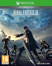 Final Fantasy XV Day One Edition (Xbox One) NEW & SEALED Fast Dispatch