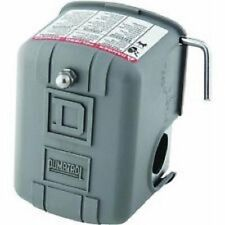 NEW SQUARE D FSG2J21M4BP 30/50 WELL PUMP SWITCH LOW PRESSURE CUT OFF 6461297