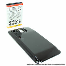 7000mAh Extended Battery for Samsung Galaxy Note 3 N9000 Black Cover