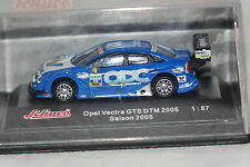 Opel Vectra GTS DTM 2005 Reuter #12 1:87 Schuco neu + OVP 21711