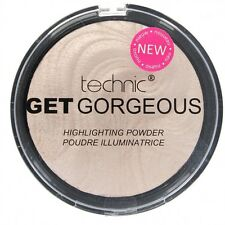 TECHNIC GET GORGEOUS HIGHLIGHTING FACE POWDER 12g