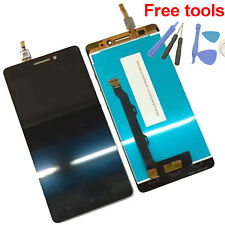 New Black LCD Display Touch Screen Digitizer Replacement For Lenovo K3 Note K50