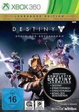 Destiny - König der Besessenen - Legendäre Edition für XBOX 360 | NEUWARE