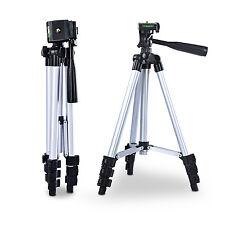 1055mm Fotostativ Kamerastativ Dreibein Stativ Alu Tasche Stativ DHL