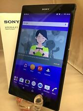"SONY XPERIA Z3 Compact Tablet - SGP621-16GB- 4G -WIFI  -8.0""-Black - GRADE A*"