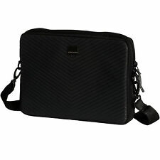 "Luxury Carry Case Sleeve For iPad 1 2 3 4 Shoulder Bag Cover 10"" Tablet Black"