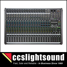 MACKIE ProFX22v2 22-CHANNEL MIXER WITH DIGITAL EFFECTS PROCESSOR AND USB