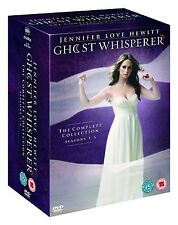 GHOST WHISPERER COMPLETE SERIES 1-5 BOXSET 29 DISC NEW/SEALED R4 Express Post!