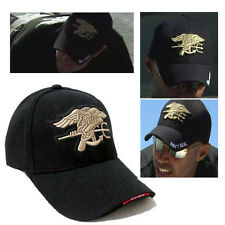 Fashion Outdoor Military Hunting Embroidered Navy Seal Baseball Cap Sunhat