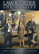 Law & Order: Los Angeles - The Complete Series [5 Discs] (2011, DVD NEW)