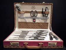 New-Royal Germany 24 Piece Knife/Cutlery Set Including Case-Retail $995