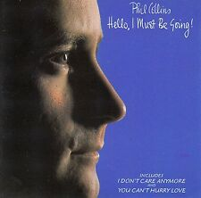 PHIL COLLINS : HELLO, I MUST BE GOING! / CD (WEA INTERNATIONAL 299 263)