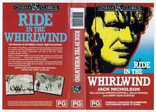 RIDE IN THE WHIRLWIND - ACTION -   *RARE VHS TAPE*