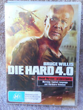 DIE HARD 4.0(UNCUT VERSION)BRUCE WILLIS DVD M R4
