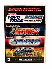Jamboree DVD 2008 Round 1, 2 & 3