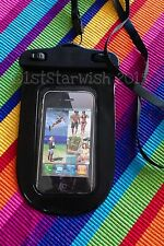 DRY BAG Waterproof Bag / Pouch for Mobile Devices. Dust Salt Sand Wet Protection