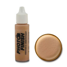PHOTO FINISH AIRBRUSH MAKEUP,FOUNDATION 5oz Cosmetic Face Medium Matte