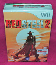 Nintendo Wii Game - Red Steel 2 (Box Set with Wii MotionPlus)