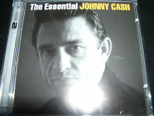 Johnny Cash Essential Best Of Greatest Hits (Australia) 2 CD – New