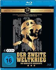 DER 2. WELTKRIEG -Die kpl. Geschichte - 24h Laufzeit [Infoprogramm](Blu-ray) NEU