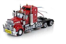 KENWORTH T909  PRIME MOVER - RED - 1:50 SCALE by DRAKE COLLECTIBLES