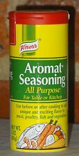 Knorr Aromat Seasoning – 3oz Canister – All Purpose for Table or Kitchen