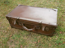vintage luggage case