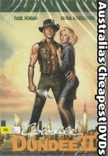 Crocodile Dundee 2 DVD NEW, FREE POSTAGE WITHIN AUSTRALIA REGION ALL