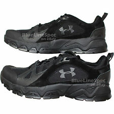Under Armour UA CHETCO TAC 2.0 Men's Tactical Trail Running Shoes BLACK 12 M