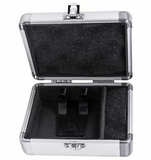 Odyssey KCC2PR2SL KROM PRO2 2x Turntable Needle Cartridge Travel Case SIlver
