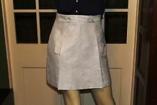 Witchery skirt, shimmer fabric, size 8