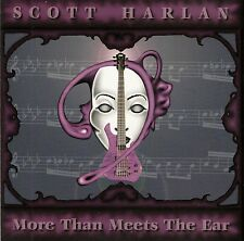 SCOTT HARLAN : MORE THAN MEETS THE EAR / CD - TOP-ZUSTAND