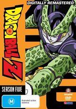 Dragon Ball Z : Season 5 (DVD, 2008, 6-Disc Set)
