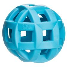 JW Holee - Molee Extreme Durable Lattice Rubber Ball Play Fetch Dog Toy.. Size 6