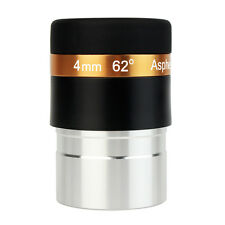 """SVBONY 4mm/0.16"""" Wide Angle 62°Aspheric Eyepiece HD for 1.25"""" Telescopes Black Y"""