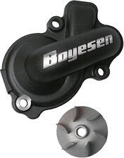 BOYESEN SUPERCOOLER KIT (BLACK) Fits: Husaberg FE450,FE501 Husqvarna FE 501 S,FC