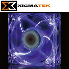 NEW Xigmatek Crystal Frost Edition 120mm Purple Quad LED Fan CLF-FR1255