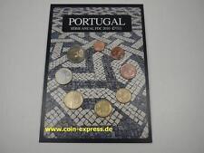 *** EURO KMS PORTUGAL 2010 FDC Kursmünzensatz mit 2 € Münze Coin Set Münzen ***