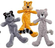 """Spot Large Size No Stuffing Squeaky Plush Dog Puppy Toy -Super Floppers 24"""" 60cm"""