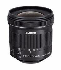 Canon EF-S 10-18 / 4,5-5,6 IS STM EOS APS-C DSLR- *NEU+SOFORT+OVP* -CASHBACK 25€