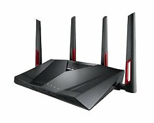 ASUS RT-AC88U Wireless Dualband AC3100 Pro-Gamer WLAN Router NEU & OVP***