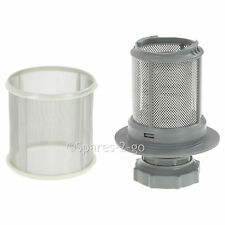 2 Part Micro Mesh Filter for BOSCH Dishwasher 427903 170740