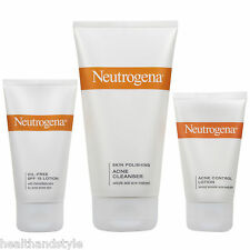 Neutrogena 2 Month, 3 Step Complete Acne Therapy System