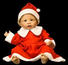 Kinder Weihnachtskostüm Mädchen Nikolaus Baby Kleinkind Weihnachten Kinderkostüm